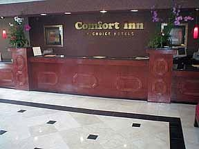 Comfort Inn & Conference Center 1 of 11