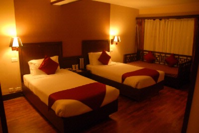 Deluxe Rooms -Elegant -Private Balconies With Kanchenjunga Views 16 of 16