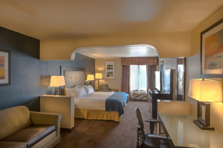 Enjoy More Space In Our King Suite 6 of 16