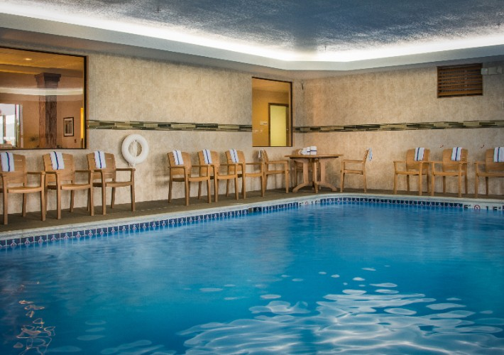 Take A Swim In Our Indoor Heated Pool 8 of 16