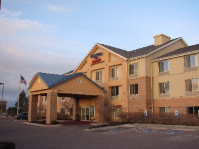 Fairfield Inn Aurora Medical Center 1 of 7