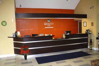 Image of Quality Inn Garth Rd