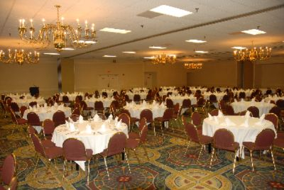 Mid-Size Banquet Setup 6 of 7