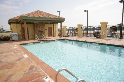 Outdoor Pool & Spa With Overlooking Fireplace 4 of 10