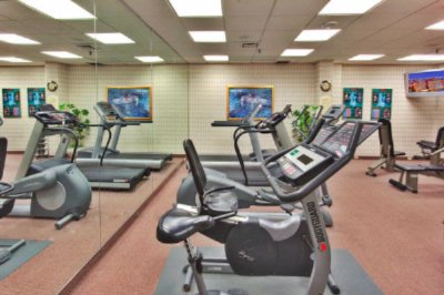 Newly Expanded Fitness Centre 8 of 16