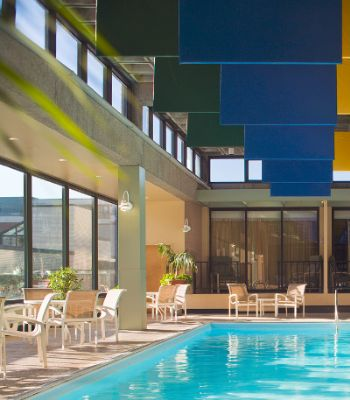 Complimentary Indoor Heated Pool & Whirlpool 4 of 9