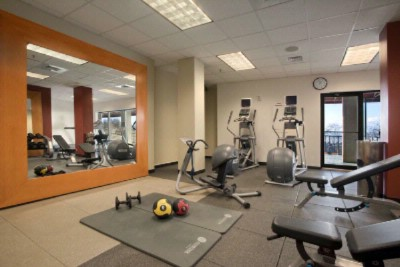 Complimentary 24-Hour Fitness Center 8 of 9