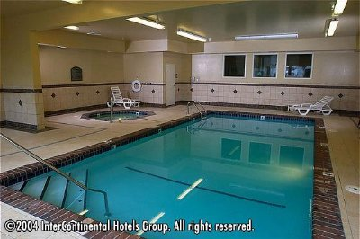 Enjoy Our Heated In Door Pool And Whirlpool! We Also Have An Excellent Fitness Center On Site Too! 9 of 11