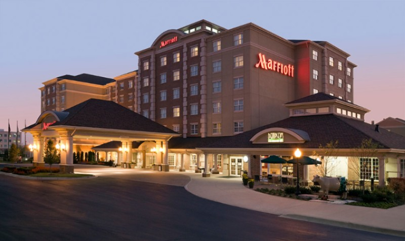 Image of Midway Marriott Hotel