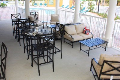 Country Inn & Suites Outdoor Covered Patio 12 of 12