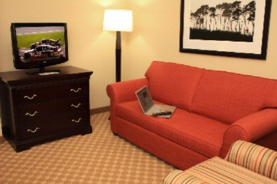 Country Inn & Suites Living Room Suite 5 of 12