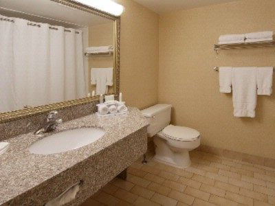 Granite Counter Tops In All Washrooms 8 of 10