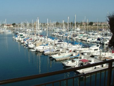 Marina View - All Of Our Rooms Have Large Balconies 3 of 10