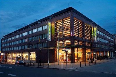 Holiday Inn Express Essen City Centre 1 of 3