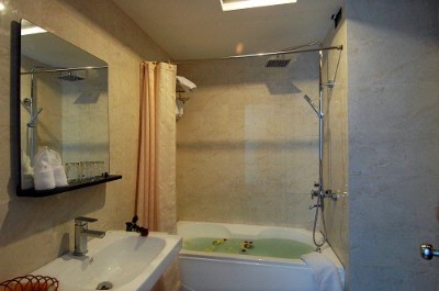 Bathroom For Deluxe Premium Suite 12 of 15