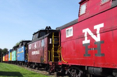 Image of The Red Caboose Motel