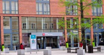 HILTON GARDEN INN BIRMINGHAM BRINDLEY PLACE Birmingham 1