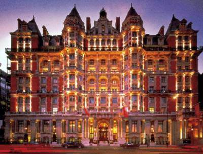 Mandarin Oriental Hyde Park London 1 of 13