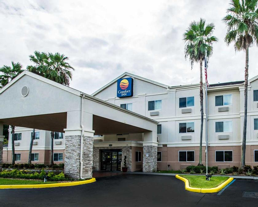 Comfort Inn Plant City Lakeland 1 of 10
