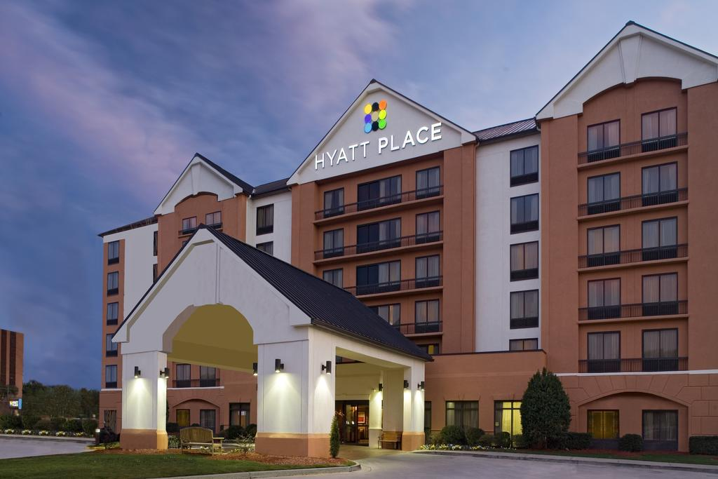 Hyatt Place Chantilly Dulles Airport South 1 of 16