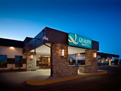 Quality Hotel & Conference Centre Fort Mcmurray 1 of 8