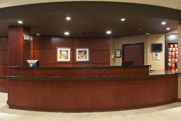 Guest Services Desk 11 of 23