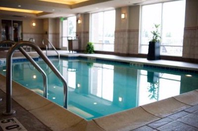 Indoor Heated Pool With Hot Tub 3 of 16