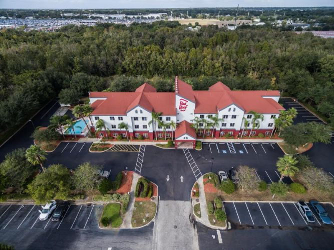 Nice Red Roof Inn Orlando West 11241 West Colonial Dr. Ocoee FL 34761