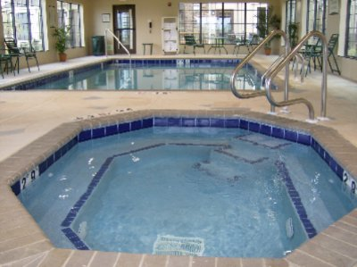 Indoor Heat Pool And Hot Tub 3 of 11
