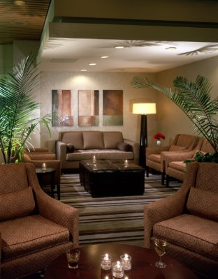 Upper Lounge Near Lobby Bar 3 of 11