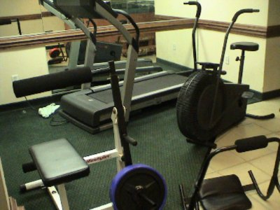 Fitness Room (treadmill And Exerice Bike) 8 of 9
