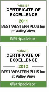 Trip Advisor Certificate Of Excellence 4 of 11