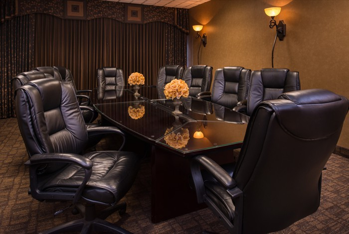 4 Of 8; Our Boardroom Is Perfect For A Small Meeting Or Lunch.