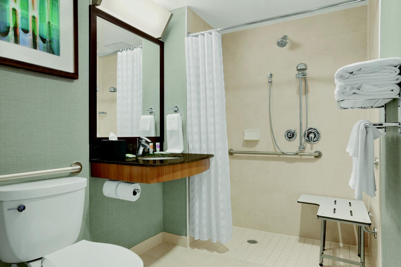 Guest Bathroom (Accessable) 9 of 13