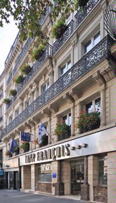 Tryp Paris Francois Hotel 1 of 10
