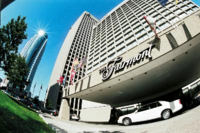 The Fairmont Winnipeg 1 of 3