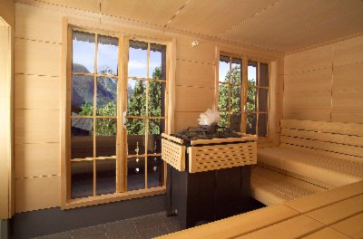 Spa World Sauna 18 of 23