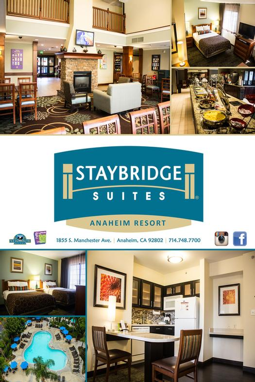 Staybridge Suites Anaheim Resort 1 of 9
