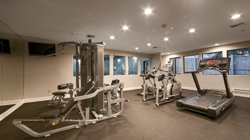 Exercise Facility Available Everyday 11 of 12