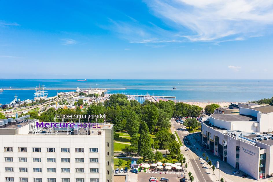 Mercure Gdynia Centrum 1 of 10