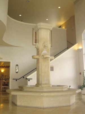 Lobby Fountain 6 of 7