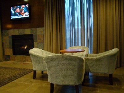 Comfortable Seating Thoughout Our Hotel For Your Use 9 of 11