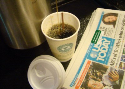 Complimentary Fresh Brewed Coffee And Usa Today Weekday Mornings In Our Lobby 6 of 11