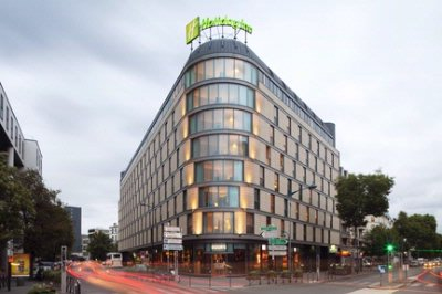 Holiday Inn Paris Porte De Clichy Holiday Inn Paris Porte De Clichy