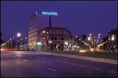 Novotel Leuven Centrum 1 of 12