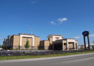 Hampton Inn Evansville / Airport