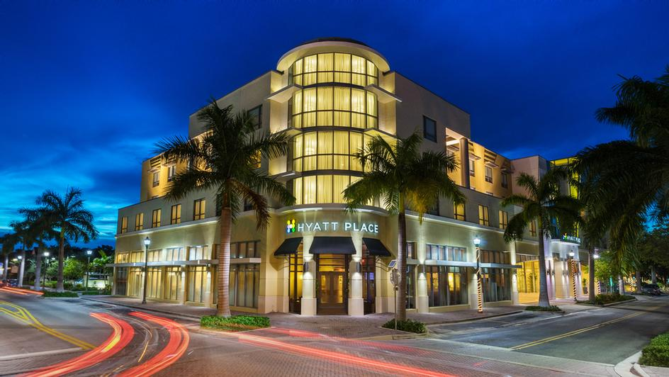 Hyatt Place Delray Beach 1 of 11