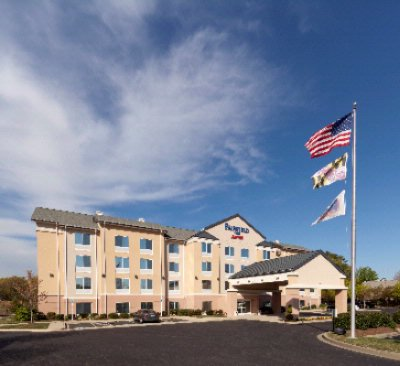 Fairfield Inn Lexington Park 1 of 12