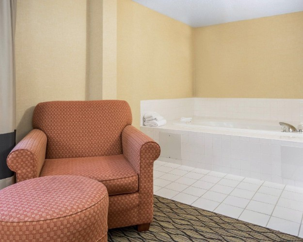 Jacuzzi Suite 11 of 12