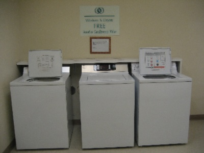 Complimentary Guest Laundry 7 of 9